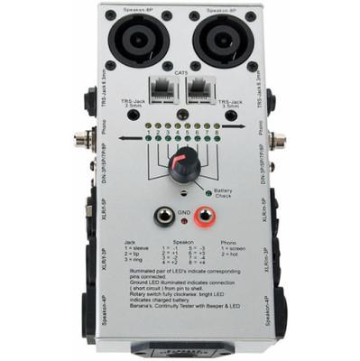 Image of DAP Cable Tester Pro kabeltester