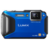 Panasonic Lumix DMC-FT5 Blue