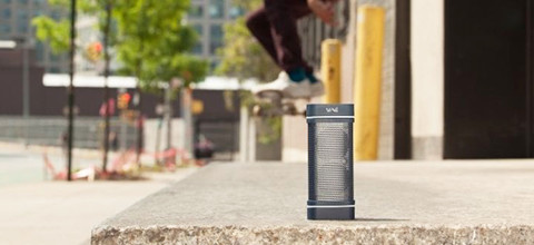 Schokbestendige speakers