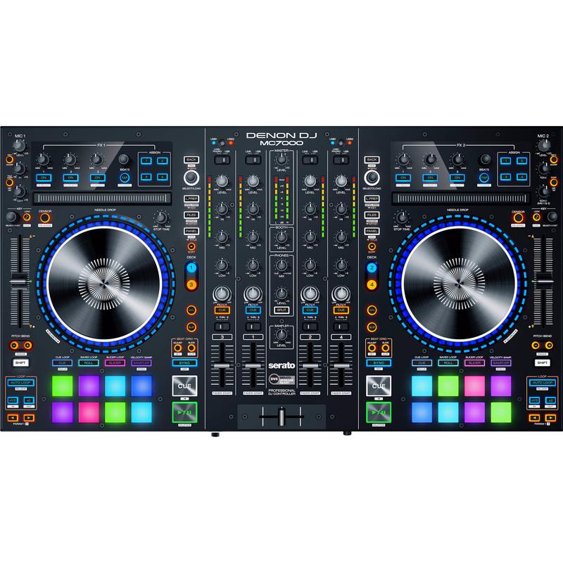 Denon DJ MC7000 DJ-controller