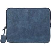 Burkely Stacey Star Laptop Sleeve - Atlantisch Blauw