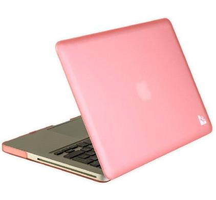 Gecko Covers Hardshell Case MacBook Pro 13'' Roze