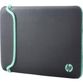 HP 11.6'' Chroma Reversible Sleeve Grijs/Groen
