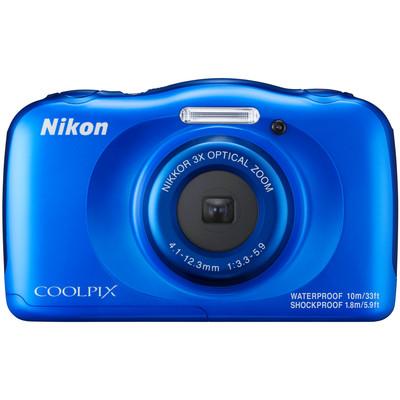 Image of Nikon Coolpix W100 - Blauw