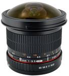 Samyang 8mm f/3.5 Fisheye MC CSII Nikon