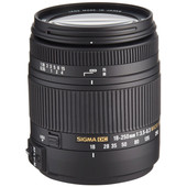 Sigma EF-S 18-250mm f/3.5-6.3 DC Macro OS HSM Canon