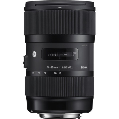 Sigma 18-35mm f/1.8 DC HSM Art Sony