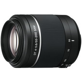 Sony 55-200mm f/4-5.6 SAM DT