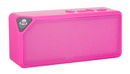 iDance Audio Mini Blaster BM-1 Roze