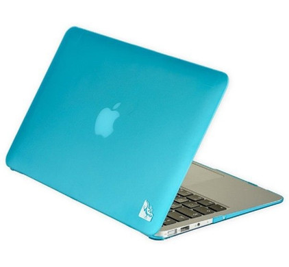 Gecko Covers Hardshell Case MacBook Air 11'' Blauw