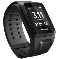 TomTom Runner 2 Cardio + Music Black/Anthracite - L