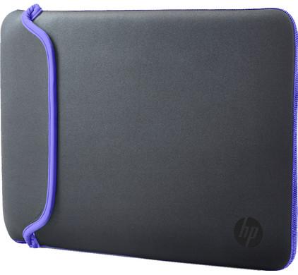 "HP 14"" Chroma Reversible Sleeve Grijs/Paars"