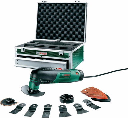 Bosch PMF 190 E Set Toolbox