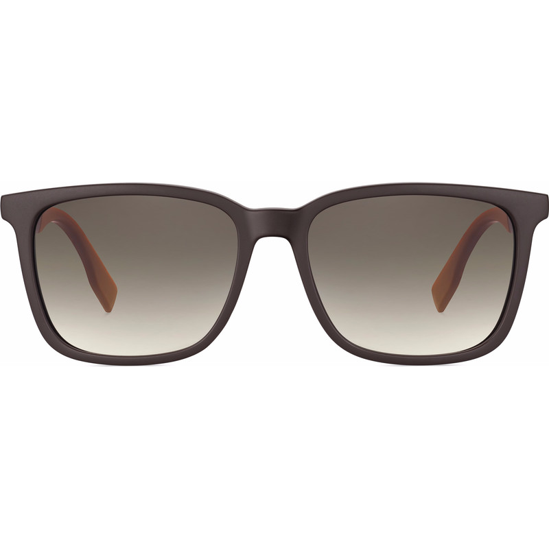 Hugo Boss Orange 0263-S Brown Orange- Brown Gradient Lens