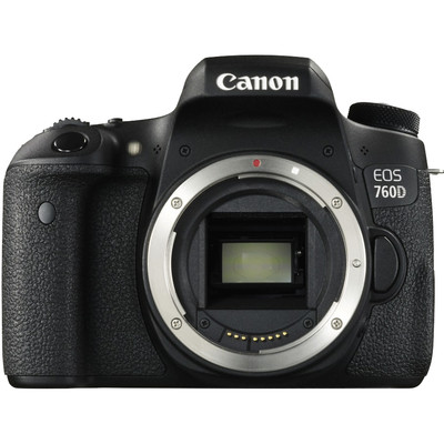 Image of Canon EOS 760D