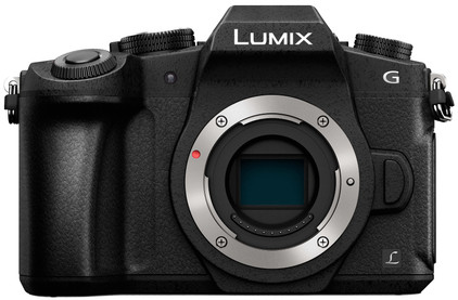 Panasonic Lumix DMC-G80 Body