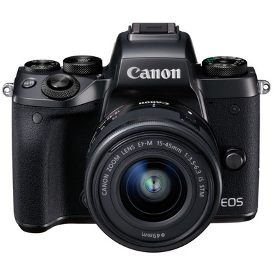 Image of Canon EOS M5 + 15-45mm IS STM