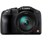 Panasonic Lumix DMC-G6 + 14-140mm f/3.5-5.6 zwart
