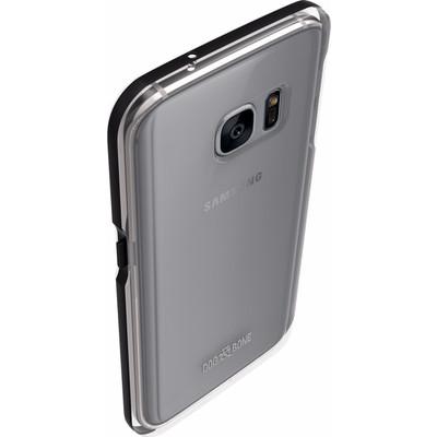 Image of Dog & Bone Splash Samsung Galaxy S7 Back Cover Zwart