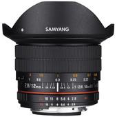 Samyang 12mm f/2.8 ED AS NCS Canon EF