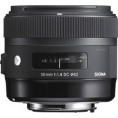 Sigma 30mm f/1.4 DC HSM ART Canon