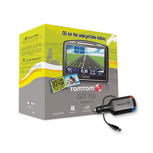 tomtom go 730 hd traffic receiver coolblue. Black Bedroom Furniture Sets. Home Design Ideas