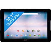 Acer Iconia One 10 B3-A30 Zwart