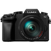 Panasonic Lumix DMC-G7 Zwart + 14-140mm
