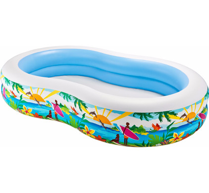 Intex Swim Center Paradise Pool