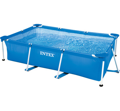 Intex Rectangular Frame Pool 260 x 160 x 65 cm
