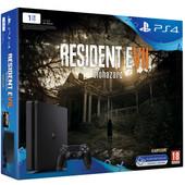 Sony PlayStation 4 Slim 1 TB + Resident Evil 7: Biohazard