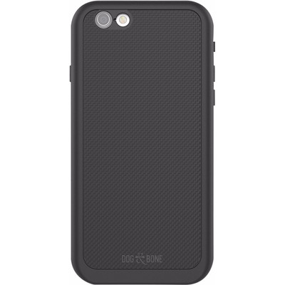 Image of Dog & Bone Wetsuit Topless Apple iPhone 6/6s Back Cover Zwart