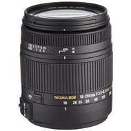 Sigma 18-250mm f/3.5-6.3 DC Macro OS HSM Nikon