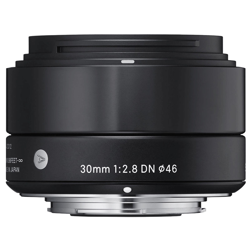 Sigma 30mm f-2.8 DN ART Micro FT Black