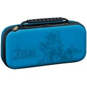 Bigben Nintendo Switch Travel Case Zelda Blauw