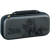 Bigben Nintendo Switch Travel Case Zelda Grijs