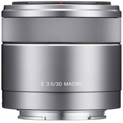 Sony SEL30M35 NEX 30mm Macro f/3.5