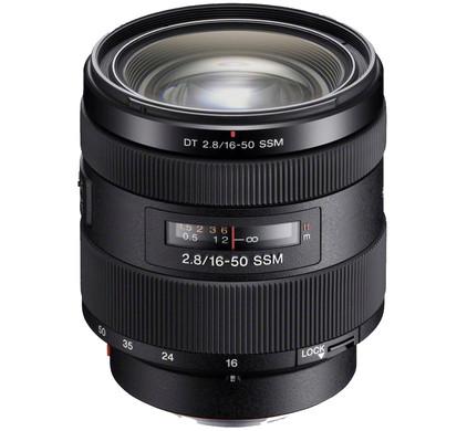 Sony 16-50mm f/2.8 SSM DT