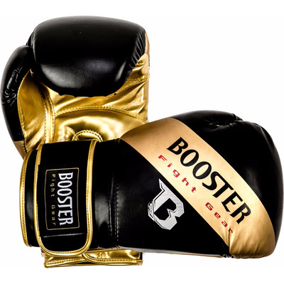 Image of Booster BT Sparring Zwart/Goud - 16 oz