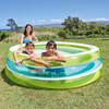 product in gebruik Swim Center Zwembad