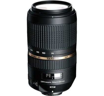 Tamron 70-300mm f/4-5.6 SP Di USD Sony