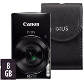 Canon IXUS 182 Zwart Essentials Kit