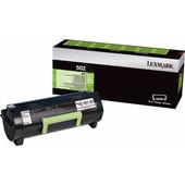 Lexmark 502 Zwart (50F2000)