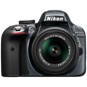 Nikon D3300 Grijs + AF-P DX 18-55mm F/3.5-5.6G VR
