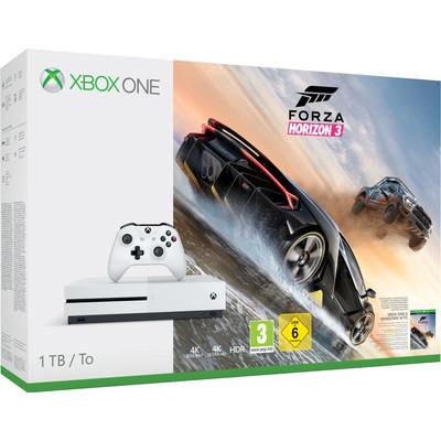 Image of Microsoft Xbox One S 1 TB Forza Horizon 3 Bundel