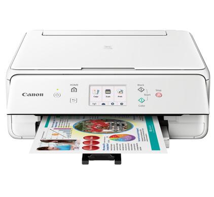 Canon PIXMA TS6051 Wit + Papier