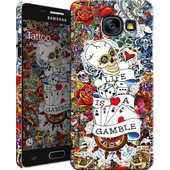 i-Paint Tattoo Samsung Galaxy A3 (2017) Back Cover