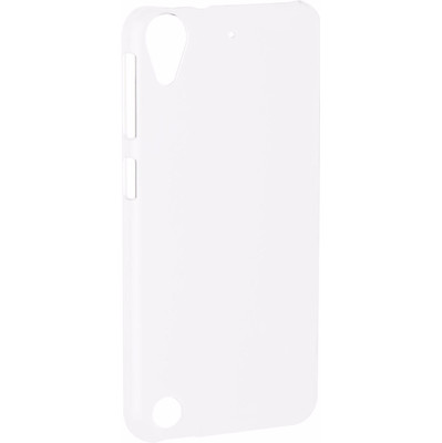Xqisit iPlate Glossy HTC Desire 530 Back Cover Transparant