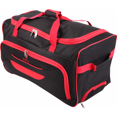 Image of Adventure Bags Reistas Zwart/Rood