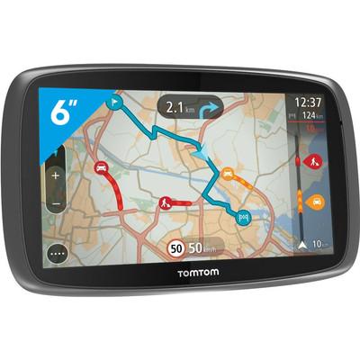 Image of TomTom Navigatiesysteem voor vrachtwagens 15 cm 6 inch Europa